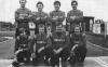 !983 Edmonton Panthers. Back RowL/R Paul Jackson - Shaun Maloney - John Goodfellow - Alan Harman. Front Row Gary Robbens - Steve Titmus(capt) - Alan Brown - Les Stevens.