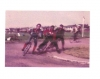 Hammers at Estuary 1970. Ray James on the outer with team mate David Bond on the inner.
