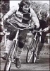 Roy Whiting in his Cycle Speedway days.