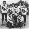 Romford Rebels 1975 - Geoff Pointing on bike.