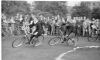 1950 Butch Selway & Split Warrington in the lead at Arsenal Aces.