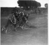1952. Bill Nutting leading from Vic Cowell. Brian Frost & Pete Carless at rear.