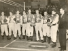 1950 Gem Pirates Team after winning National Team final at the Empress Hall.