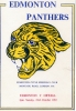 Panthers Programme Cover
