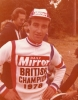 1978 British Champion John Watchman at Norwich(Mick Baugh in background).